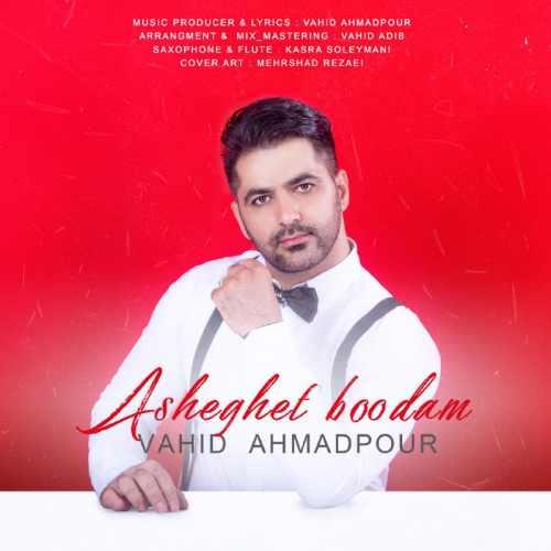 دانلود موزیک جدید وحید احمدپور عاشقت بودم