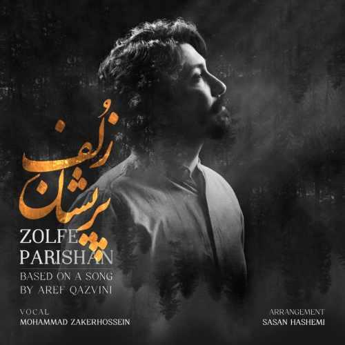 دانلود موزیک جدید محمد ذاکرحسین زلف پریشان